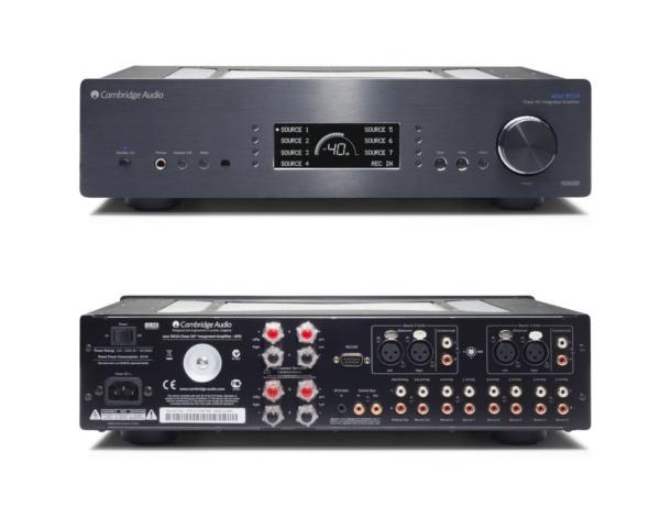 Cambridge-Audio 851A Black
